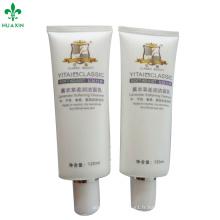 Tube en plastique cosmétique de paquet de D45mm pour le tube cosmétique doux de pe de corps pour des produits de beauté