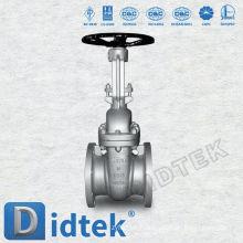 Vanne de porte étanche Didtek avec dessin