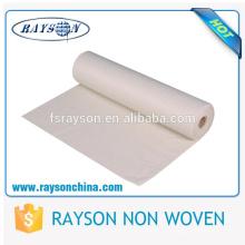 Tissu non tissé réutilisable antidérapant de point de PVC Fabricants