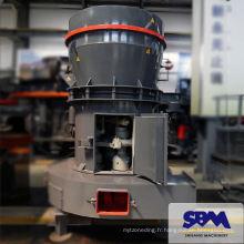 SBM vente chaude haute qualité et grande capacité MTM broyeur