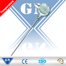 Explosion-Proof Thermocouple with Straight Tube Connector (CX-WR)