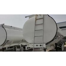 tri-axles fuel oil water tank semi trailer