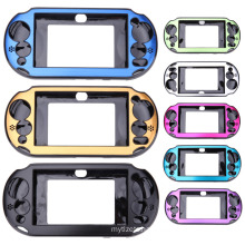 Anti-shock Hard Protective Aluminum Metal Case for Sony Psvita PS Vita PSV 2000 PSV2000 Gamepad Cover Shell