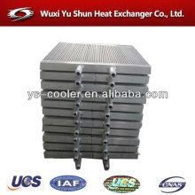 Refrigerador de aceite hidráulico / excavadora de aleta de placas intercambiador de calor / excavador de aluminio radiador / excavadora piezas de repuesto / refrigerador de excavadora
