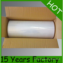 40kg/50kg Machine Use LLDPE Clear Stretch Film Jumbo Roll