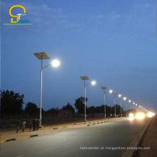 Luzes de pólo de bandeira solares impermeáveis do diodo emissor de luz de IP67 50W