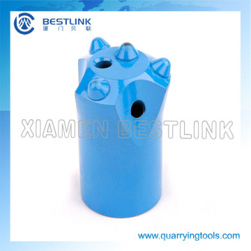 Small Hole Drillingtungsten Carbide Quarry Taper Button Bit