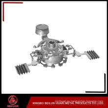 Fábrica de rendimiento estable directamente radiador de aluminio