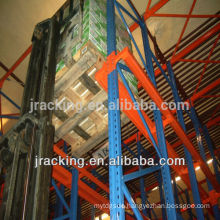 China rack factory warehouse storage solution pallet racking Drive in Rack