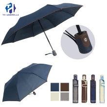 Fashion 3 Folding Umbrella Auto Open & Close Rain Umbrella/Multicolor Promotion Umbrella