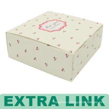 Подгонянный мешок отнять бумажная коробка торта Оптовая