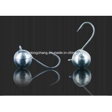 Wholesale Tungsten Ball Ice Jig with Round Head Jigs
