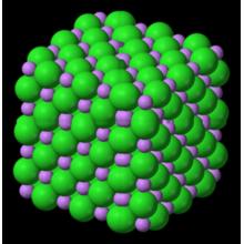 articles ménagers au chlorure de lithium