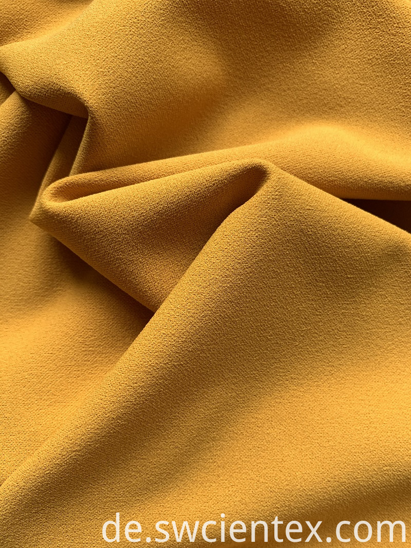 Polyester DTY fabrics for garment