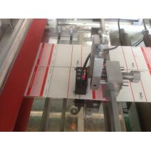 Frais d'usine Roll Sheet Cutting into Pieces Machines