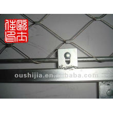 Stainless Steel Cable Security Ferrule Mesh