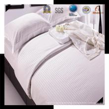 Satin Strip Cotton Fabric Hotel Textile (WS-2016160)