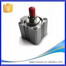 Normalerweise Typ Single Action SDA Luft Zylinder Außengewinde