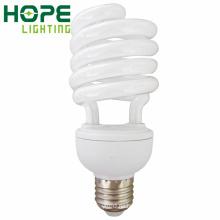 Спиральн энергосберегающие лампы 20W/половина спираль лампы /се/денег/ИСО