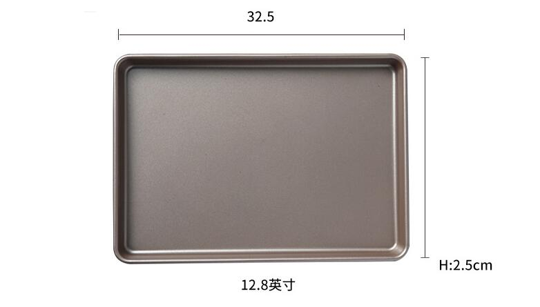 12.8 inch rectangular shallow cookie pan (12)