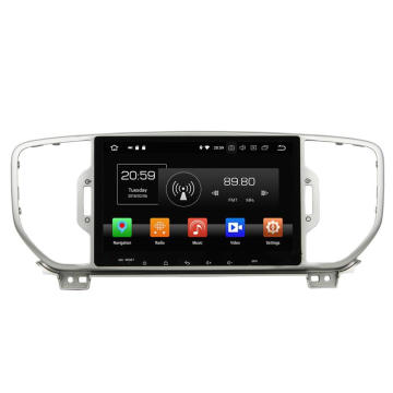 Sportage 2016 auto auto multimedia dvd player