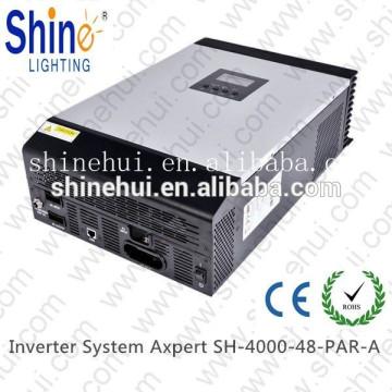 CE Approved Competitive Price 1kva 2kva 3kva 4kva 5kva pure sine wave hybrid solar inverter off grid with MPPT controller