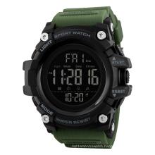 Skmei fashion relojes para hombres digital plastic men wrist watch