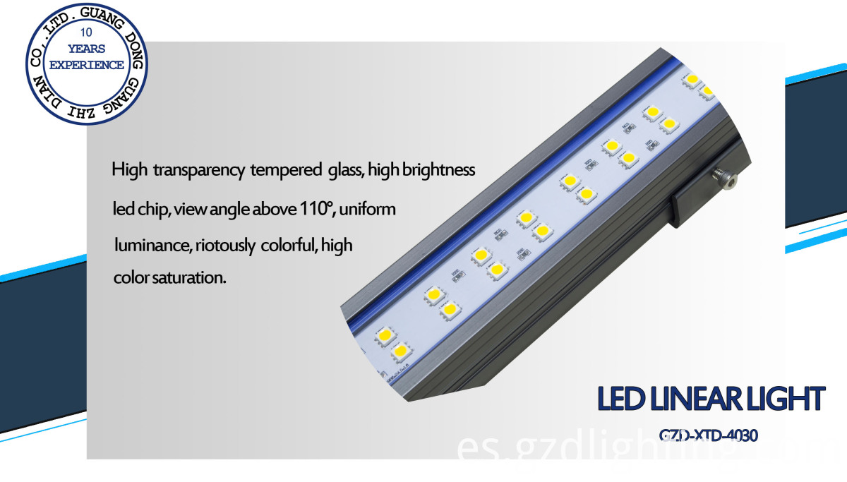 outdoor rigid led light bar