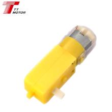 TGP plastic gearbox plus A130 permanent magnet DC motor TGP01S-A130
