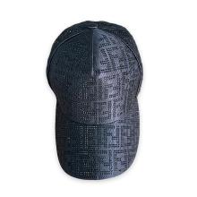 Hot Selling Small MOQ USA  Black Color 2021 Baseball Cap Cheap Sports Hat