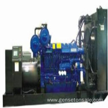 Generator Set Powered by UK Engine