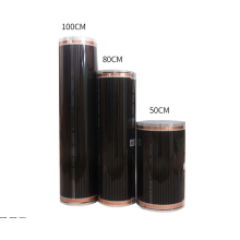 Electric Floor Heating Far Infrared Flexible Heating Film