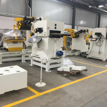NC Press Coil Feeder Straightener Abwickelmaschine