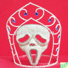 party crystal crown gems mask crown