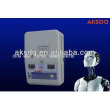2016 Новый тип SVC AVR 220V 5000w House Универсальная автоматическая стабилизатор напряжения переменного тока