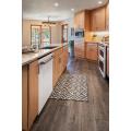 Contemporary Wood Veneer Kitchen Furniture Design