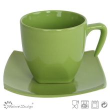 Colorful and Creative Design 8oz Cup & Saucer