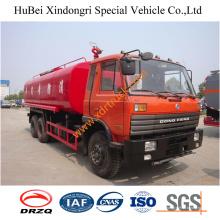 Caminhão de bombeiros de 18ton Dongfeng Euro3