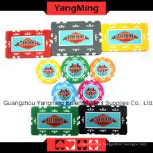 Sticker Poker Chip Set (760PCS) Ym-Mgbg001