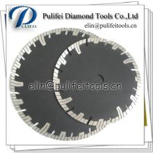 125мм 180мм общего пользования горячая Спеченных Турбо Алмазный сегмент лезвия