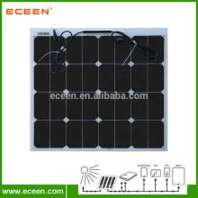 Semi Flexible Solar Panel For The Solar Energy Kit Travel Bag Technology Set