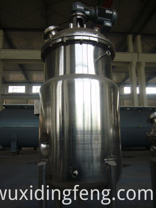 For filtering seed tank equipment