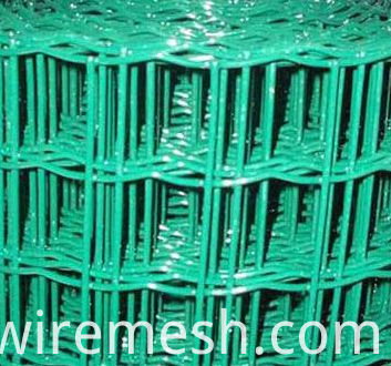 Holland Wire Mesh Fence 4