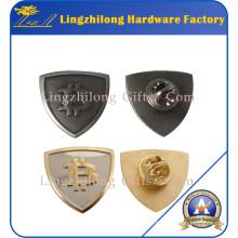 Die Casting Metal Badge Bitcoin Pin