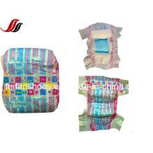 Fralda colorida respirável recém-nascida do bebê, produtos descartáveis do bebê, fralda do algodão do cuidado do bebê para clientes autorizados