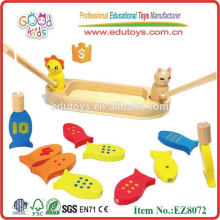 2013 New Kids Wooden Fishing Toy