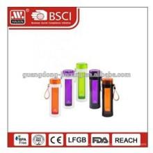 Подгонянные логос пластиковые спорта бутылки, пластиковые бутылки воды, пластиковые бутылки воды спорта