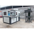 Plástico jerry puede producción soplado máquina de moldeo precio / plástico botella soplador mahcine