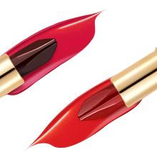 A six color lipstick changes 6 moods