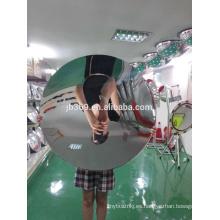 espejo cóncavo acrílico plástico personalizado